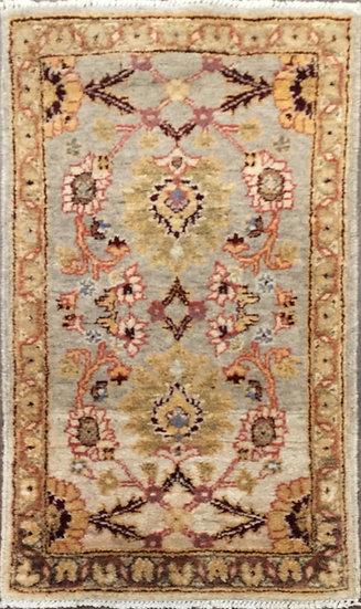 2A0294 Afghan Oushak 1.9x3.4