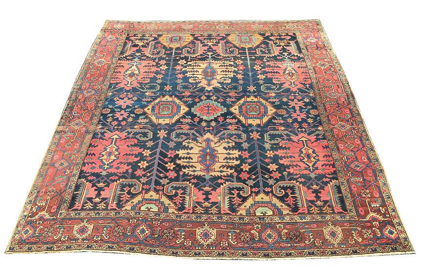 9A0143 Persian Bakshaish 9.7x11
