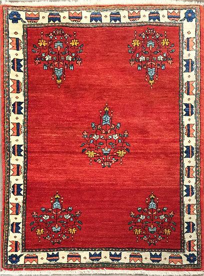 3A0205 Persian Gabbeh 3.8x4.7