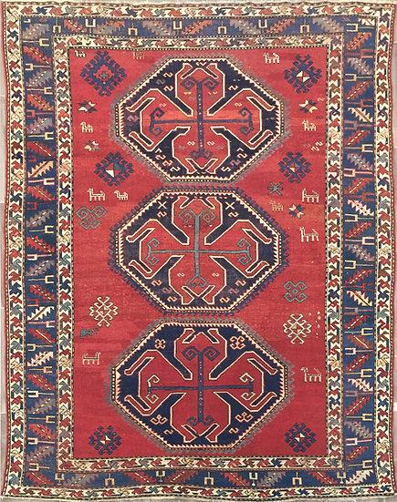 8A300 Caucasian Kazak 6.8x9.5