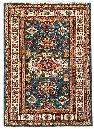 4A0146 Afghan Kazak 4.4x6