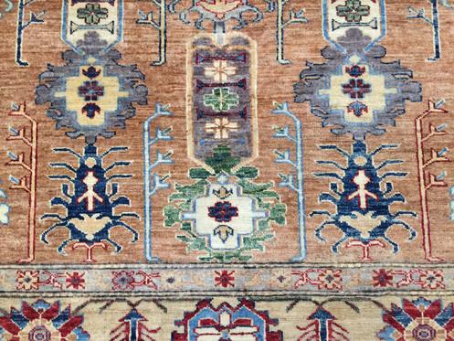 5059 Afghan Tree of Life 5 7x8