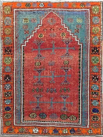 3A0319 Turkish Anatolian 3.5x4.10