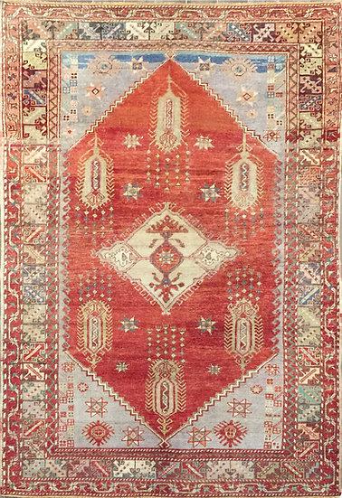 6A0166 Turkish Anatolian 5.8x9.7