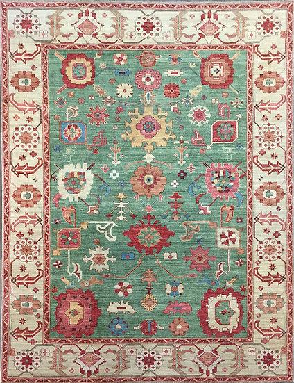 9A0441 Afghan Bijar 8.11x12