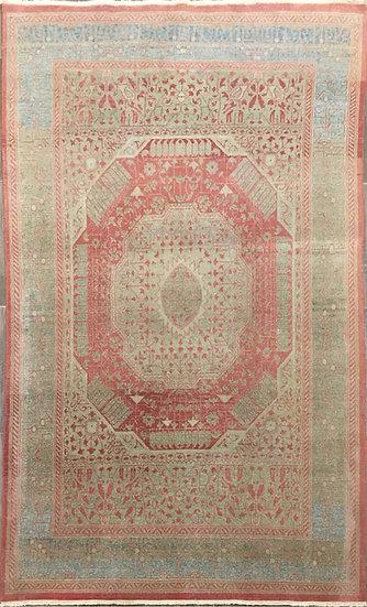 6141 Egyptian Mamluk 5.7x9.5