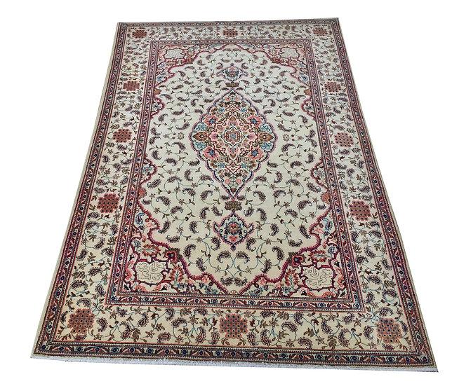 4074 Persian Kashan 4.4x6.8
