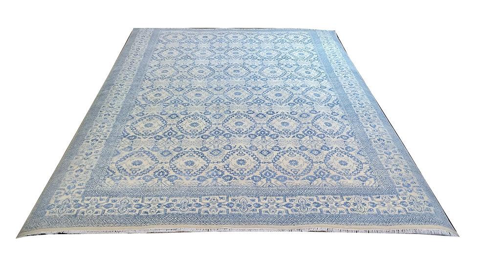 9A0082 Indian Khotan Wool&Silk