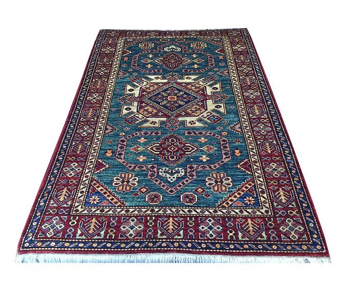 4187 Afghan Kazak 3.10x6