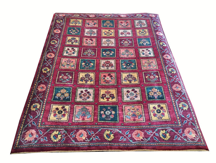 5A0042 Persian Gabbeh 4.10x6.9