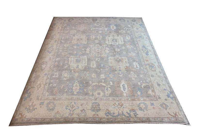 8062 Indian Oushak 7.9x10