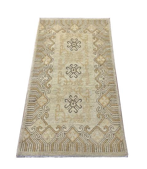 3013 Afghan Khotan 2.6x4.5