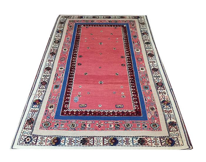 4A0019 Persian Gabbeh 4x6