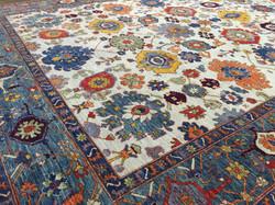 9A0440 Afghan Bijar 8.11x11.10   (2)