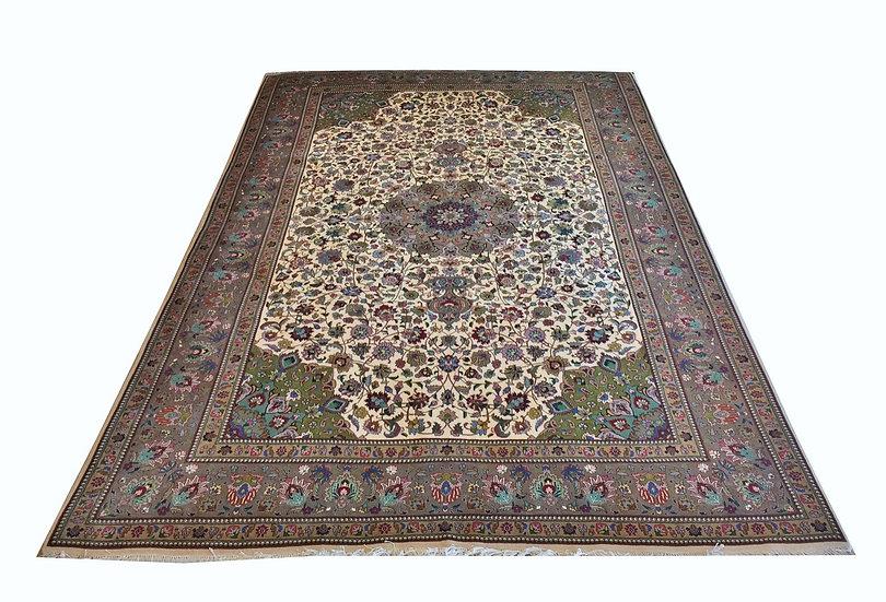 8126 Persian Tabriz 6.6x9.10