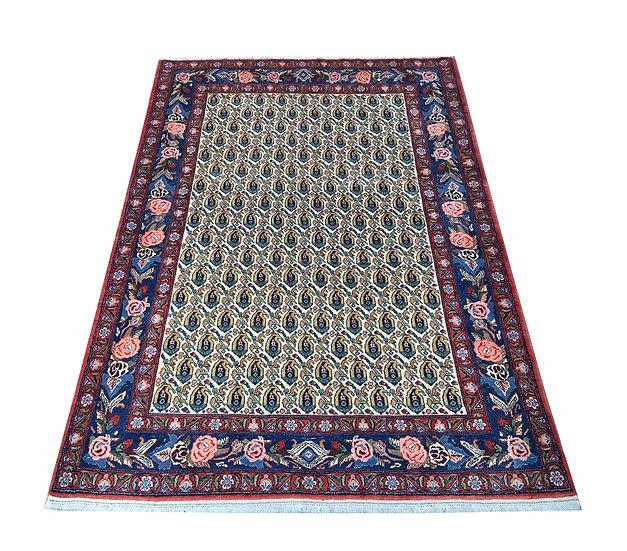 4017 Persian Senneh 4.6x6.8