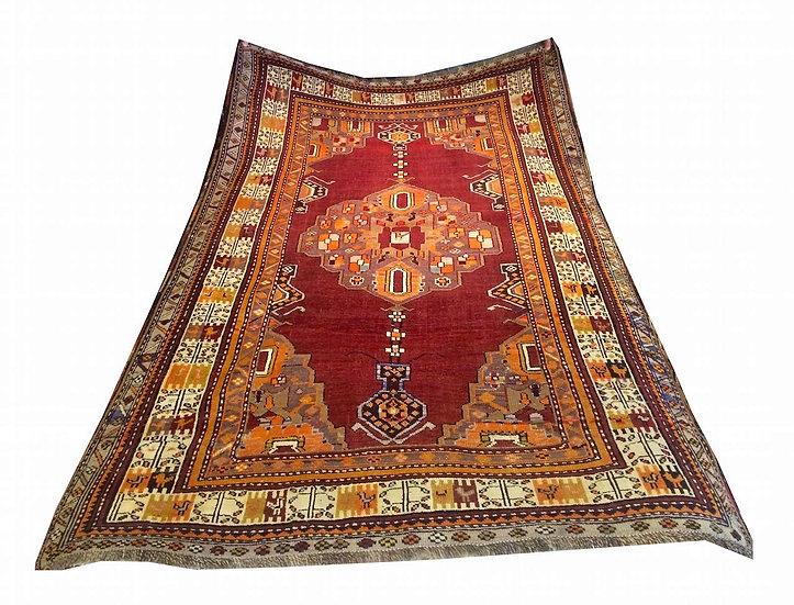 A136 Kurdish rug