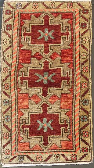 2053 Turkish Yastik 1.7x3.2