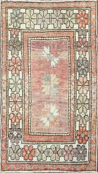 3224 Turkish Anatolian 2.5x4.4