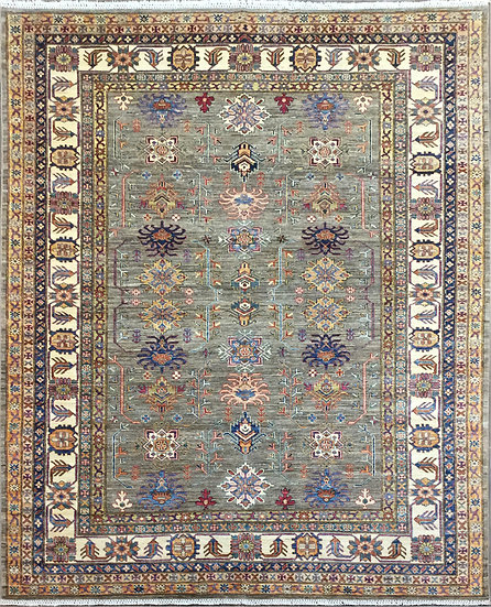 8336 Afghan Kazak 8.4x10.2