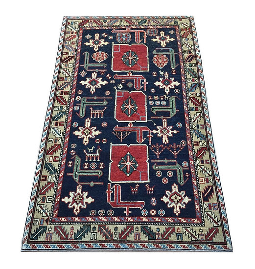 3092 Turkish Karakashli 3.3x5.6