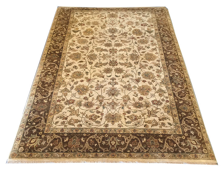 6A0034 Indian Agra 6x9