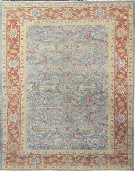 5A0126 Egyptian Oushak 5.5x8