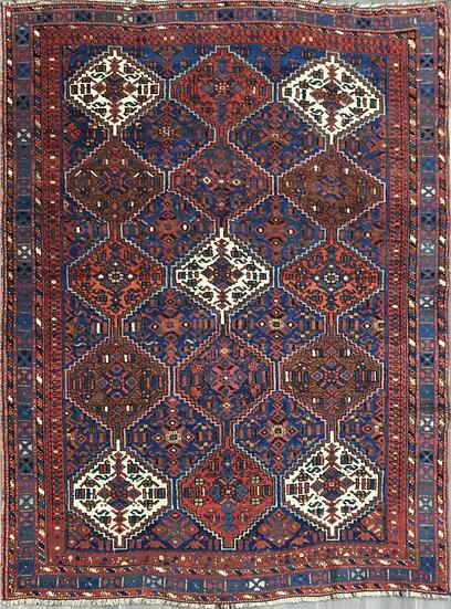5A0192 Persian Afshar 4.10x6.4