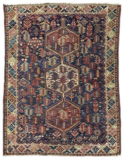 A222 Persian Shiraz 3.7x5.7