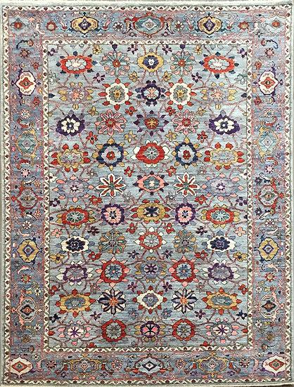 6A0187 Afghan Veramin 5.11x8.7