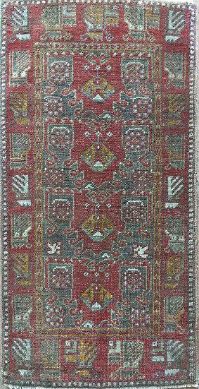 2112 Turkish Oushak 1.9x3