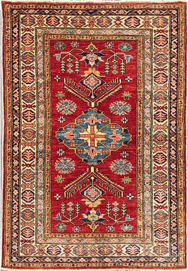 3A0233 Afghan Kazak 3.2x5
