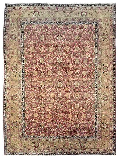 10A0172 Persian Kerman 8.8x13.4