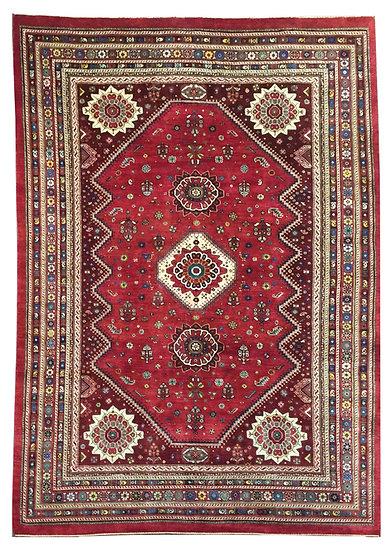 9A0399 Persian Gabbeh 8.2x11.8