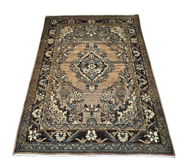 4138 Persian Sarouk 4x6.2