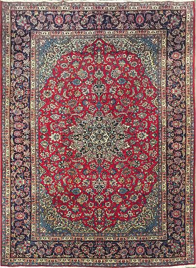 10A0262 Persian Kashan 10.2x14.8