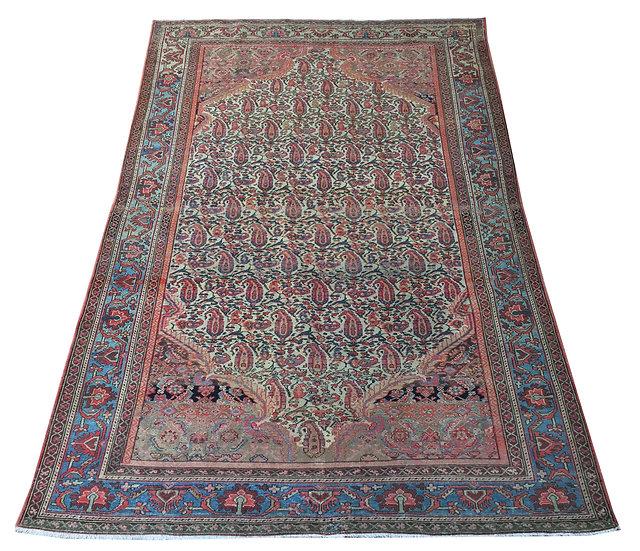 4198 Persian Senneh 4x6.5