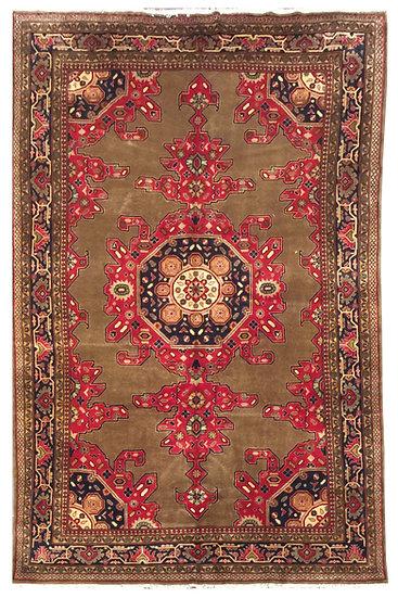 6A0137 Persian Hamadan 6.3x10.5