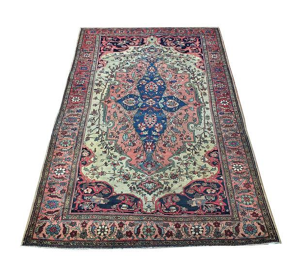 4062 Persian Sarouk Farahan 4.2x6.4