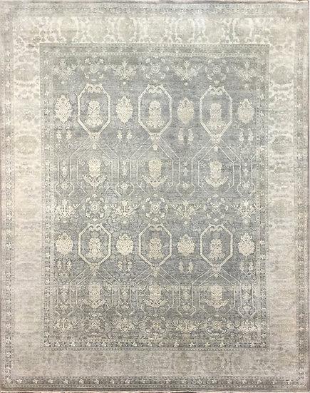 8A431 Indian Oushak 7.11x10.4