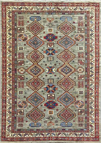 6159 Afghan Kazak 6.9x9.7