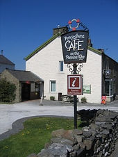 Pen y Ghent Cafe