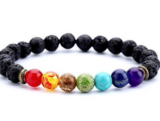 How to Make Your Own Lava Bead Diffuser Bracelet Class
