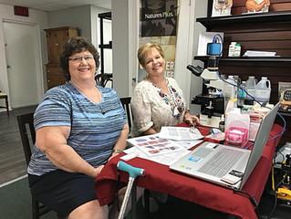 Nutritional Blood Analysis with Brandi Stewart