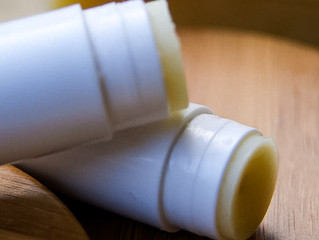 DIY Lip Balm Making Class:  Monday, January 20th, 11 am - Noon