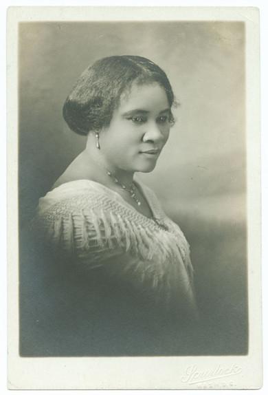 Tasarlayan Kadınlar | Madam C. J. Walker