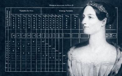 Tasarlayan Kadınlar | Ada Lovelace