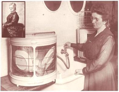 Tasarlayan Kadınlar | Josephine Cochrane