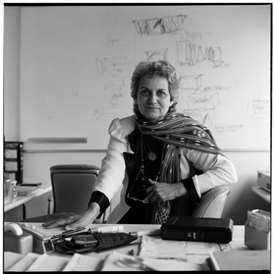 Tasarlayan Kadınlar | Muriel Cooper