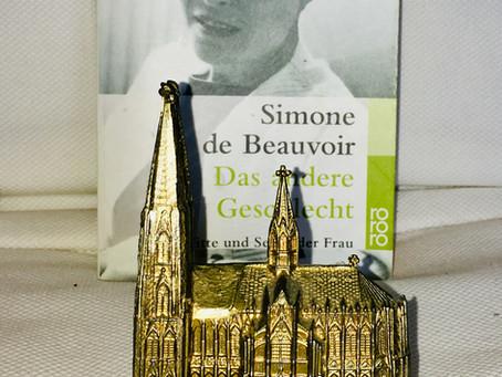 Simone im Dom
